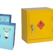 Chemical Storage Cabinet Laboratorium