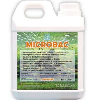 Bakteri Pengurai Limbah Anaerob