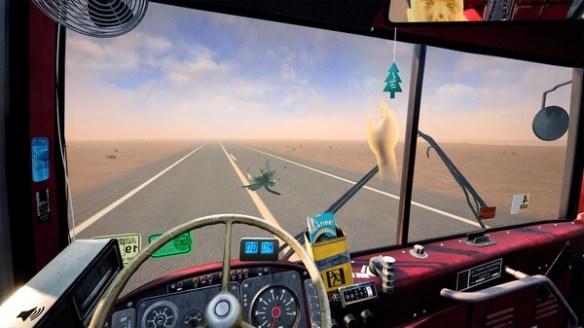 Steam New Release: Desert Bus VR | Arthands-VR
