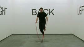Viktor Takáč a Michal Pěchouček : Front, Back, Left, Right, 2:20 min, 2011