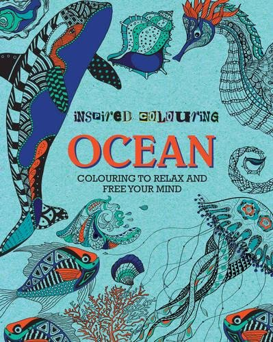 Critique du livre Inspired Coloring Ocean
