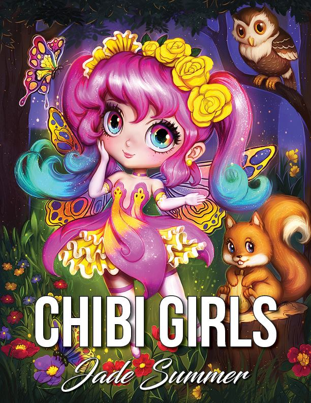 Chibi Girl par Jade Summer