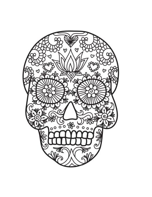 Masque Crane Mexicain Archives Artherapie Ca