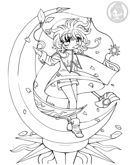 Cardcaptor Sakura カードキャプターさくら par YamPuff