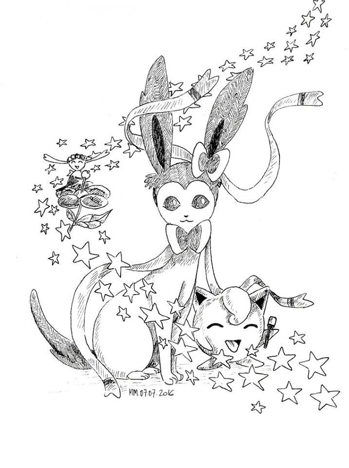 Impression Dessin De Pokemon Gratuit Par Maud Marie