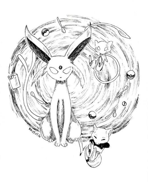 Pokemon ポケモン image gratuite a imprimer par Maud-Marie