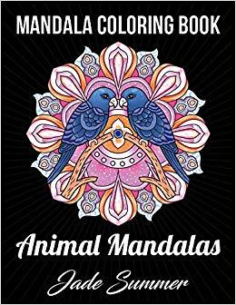 Animal Mandalas Jade Summer