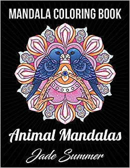 Animal Mandalas Jade Summer