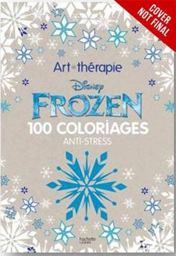 Art-Therapie Disney Frozen
