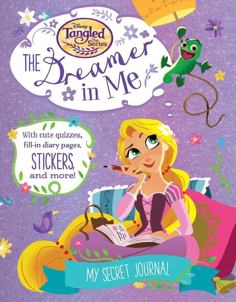 Disney Tangled The dream in me secret journal Parragon