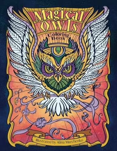 Critique du livre Magical Owls par Julia Rivers et Storytroll Studio