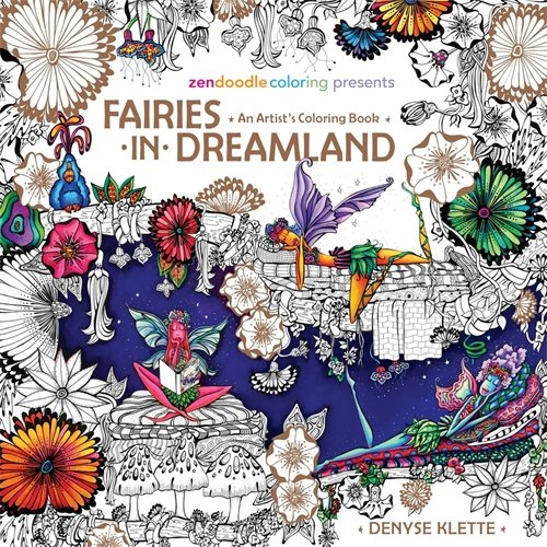Critique du livre Fairies in Deamland par Denyse Klette