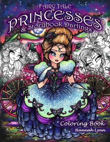 Critique du livre Fairy Tale princesses par Hannah Lynn