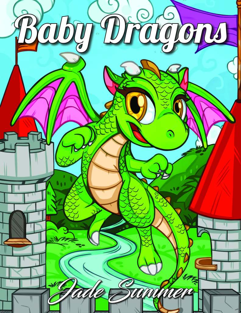 Baby Dragons by Jade Summer Youtube Flip