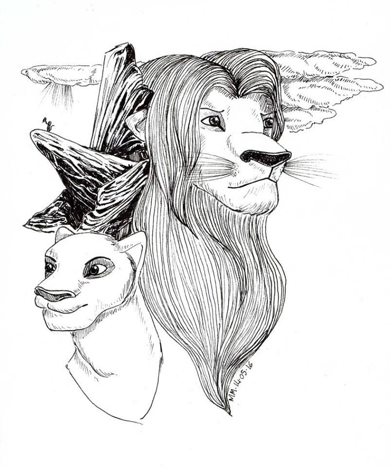 Le Roi Lion Recherche Image Film 2019 à Imprimer Artherapie Ca