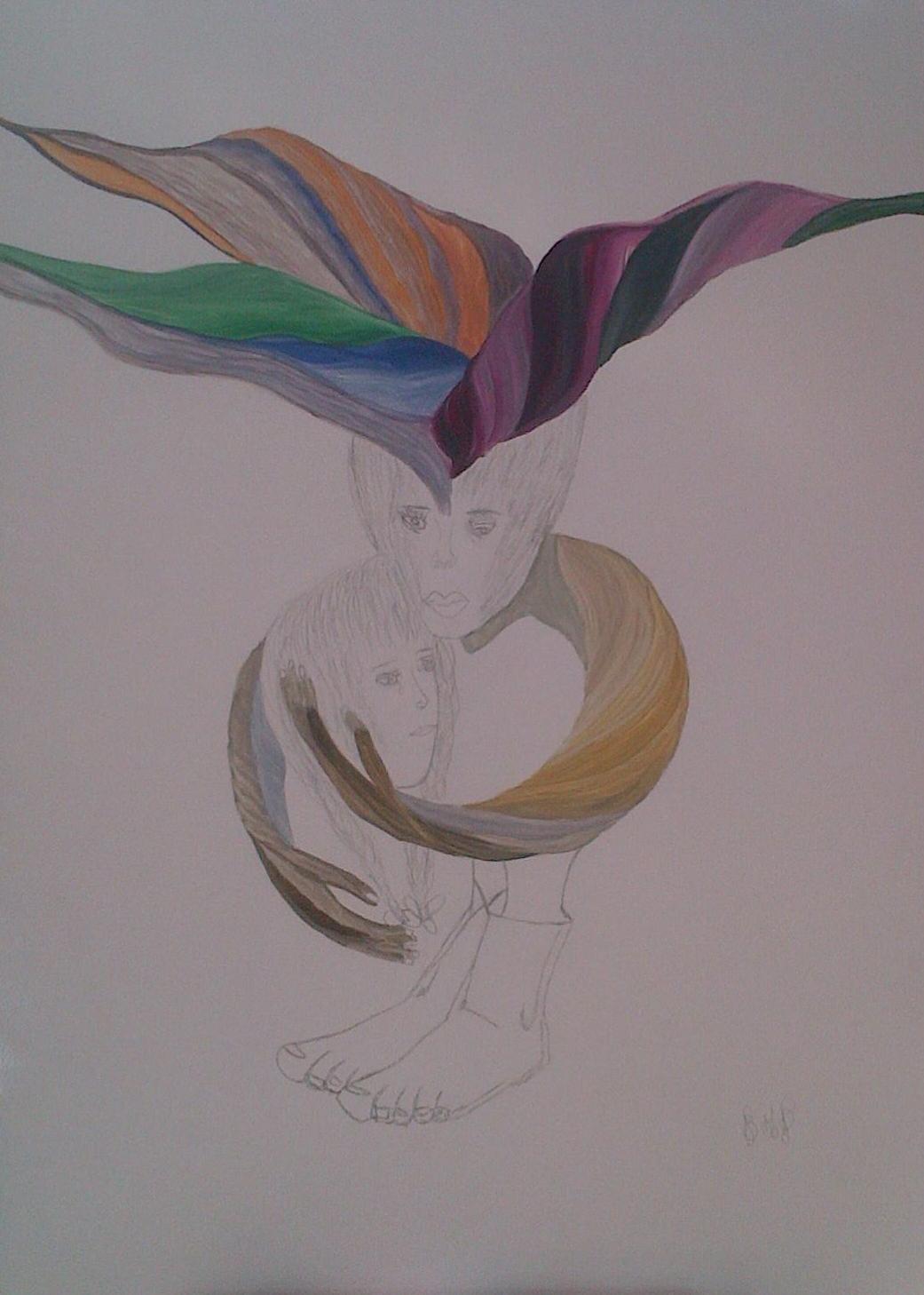 bd-aquarelle-n-813-beatrice-fait-un-geste-de-tendresse-a-sa-personnalite-bg-1