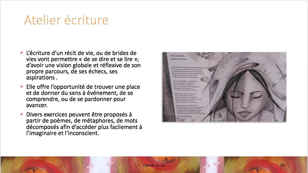 Chemins de vie p.20
