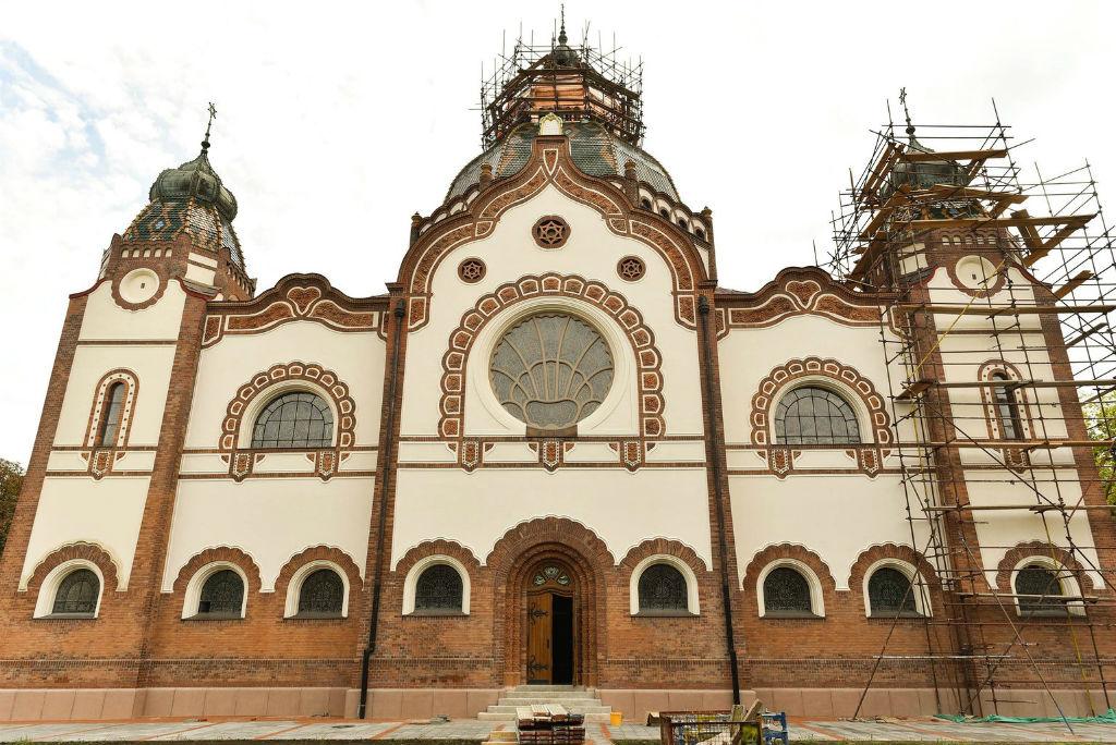 Govt earmarks HUF 106 m for Subotica synagogue revamp