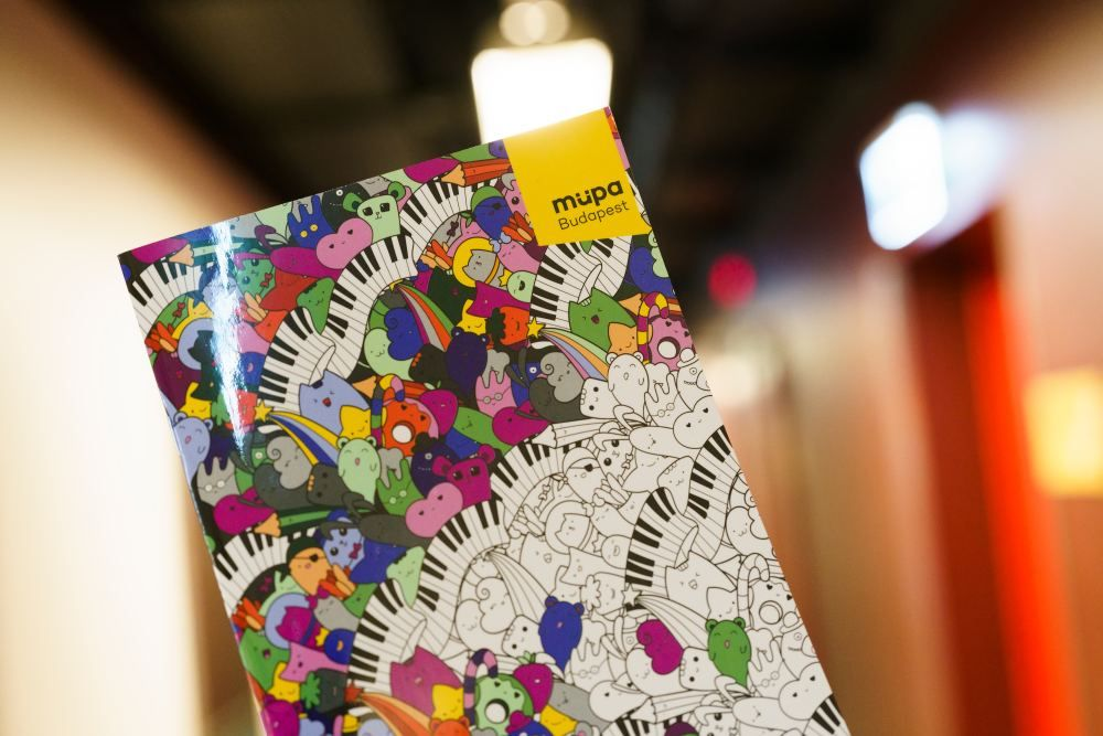Colouring books open a brand new world for us!