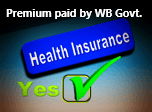 Swasthyasathi premium payment by Govt.