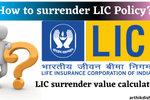 How to surrender LIC Policy_ArthikDisha