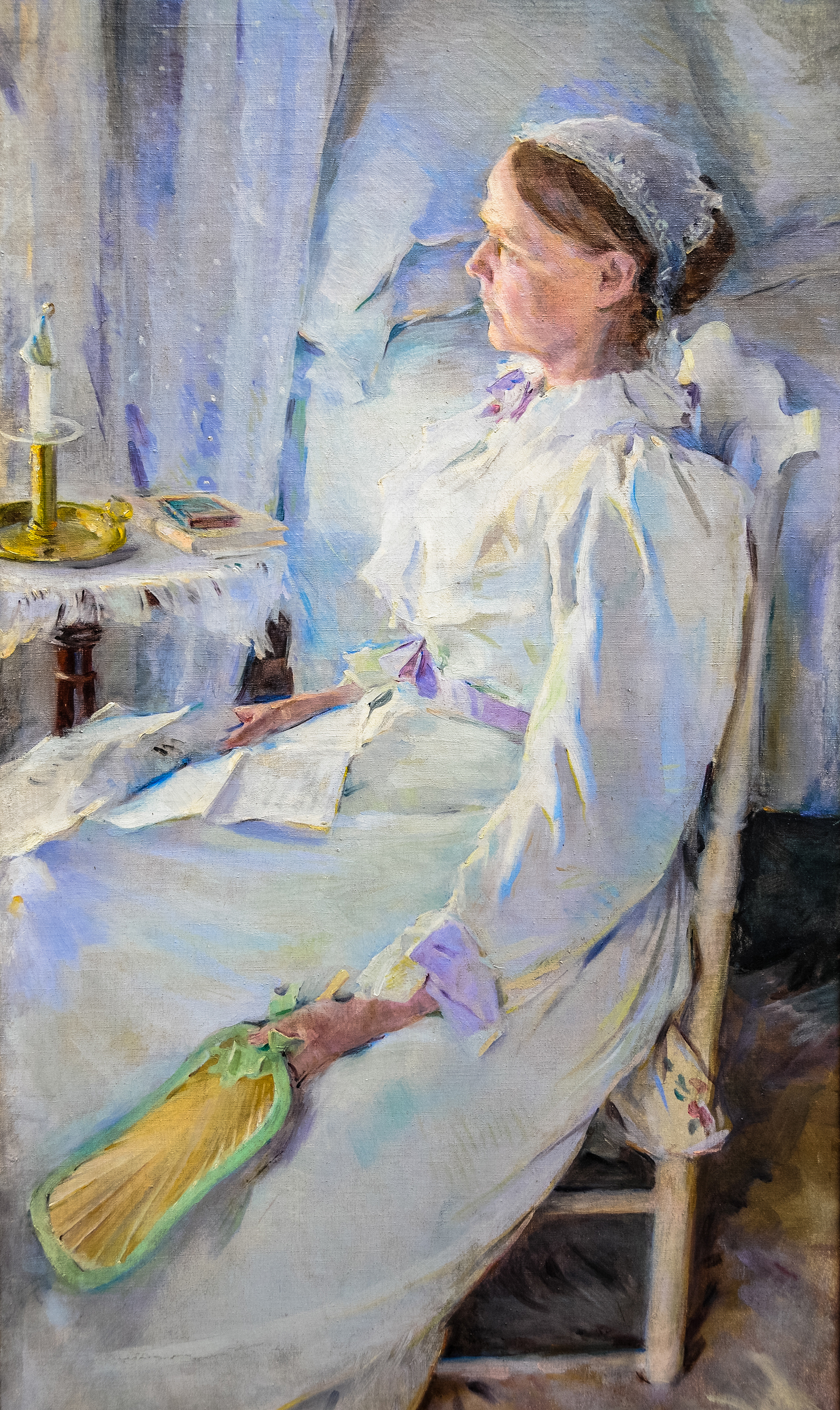 Cecilia Beaux 1855  1942 Biography and Artworks