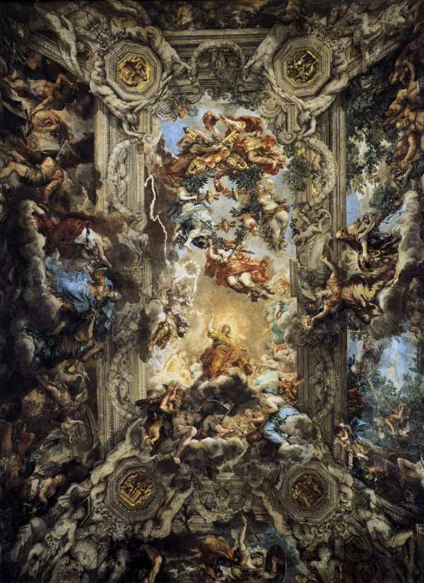 Art And Theory In Baroque Europe Mannerism