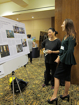 Organizing a Poster Session for Student Research