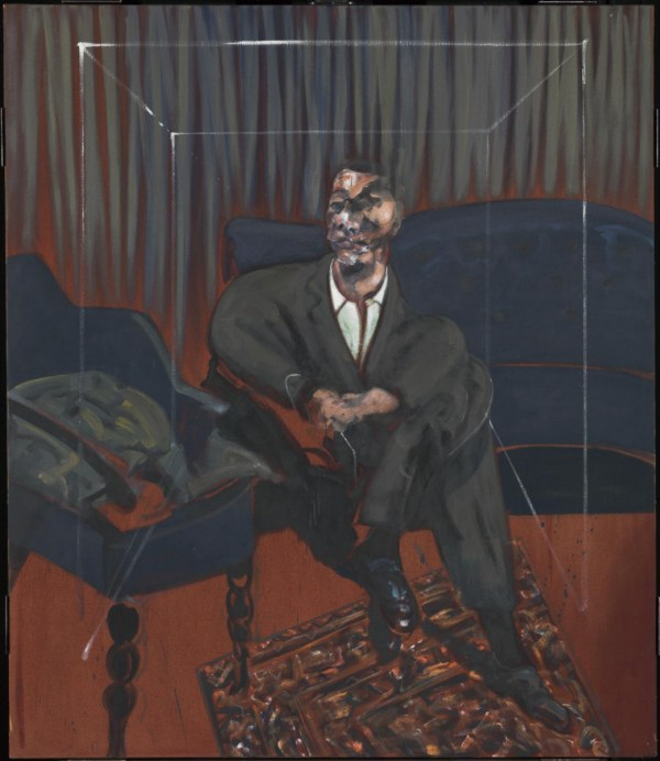 Seated Figure Francis Bacon History Analysis & Facts
