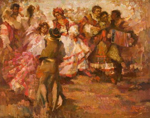 Чаус В. Весілля