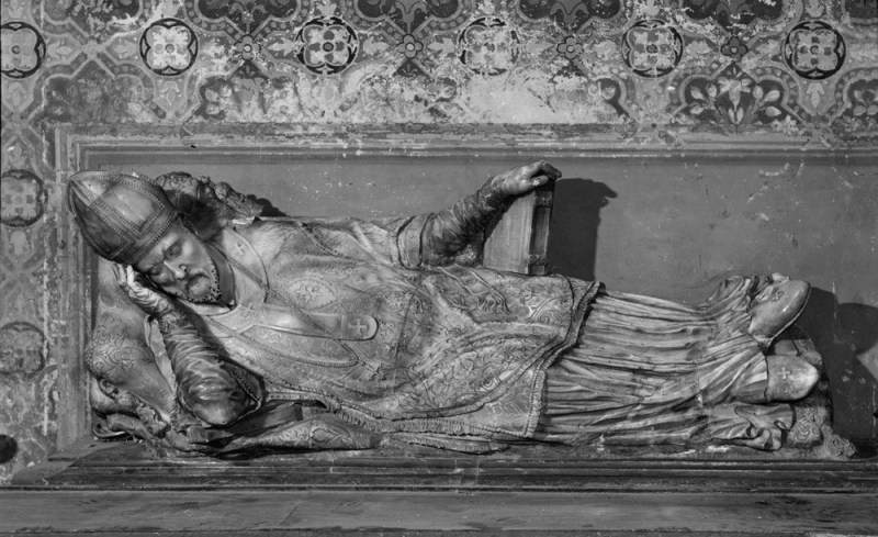 Ян Пфістер. Надгробок Яна Замойського. Ян Замойський
