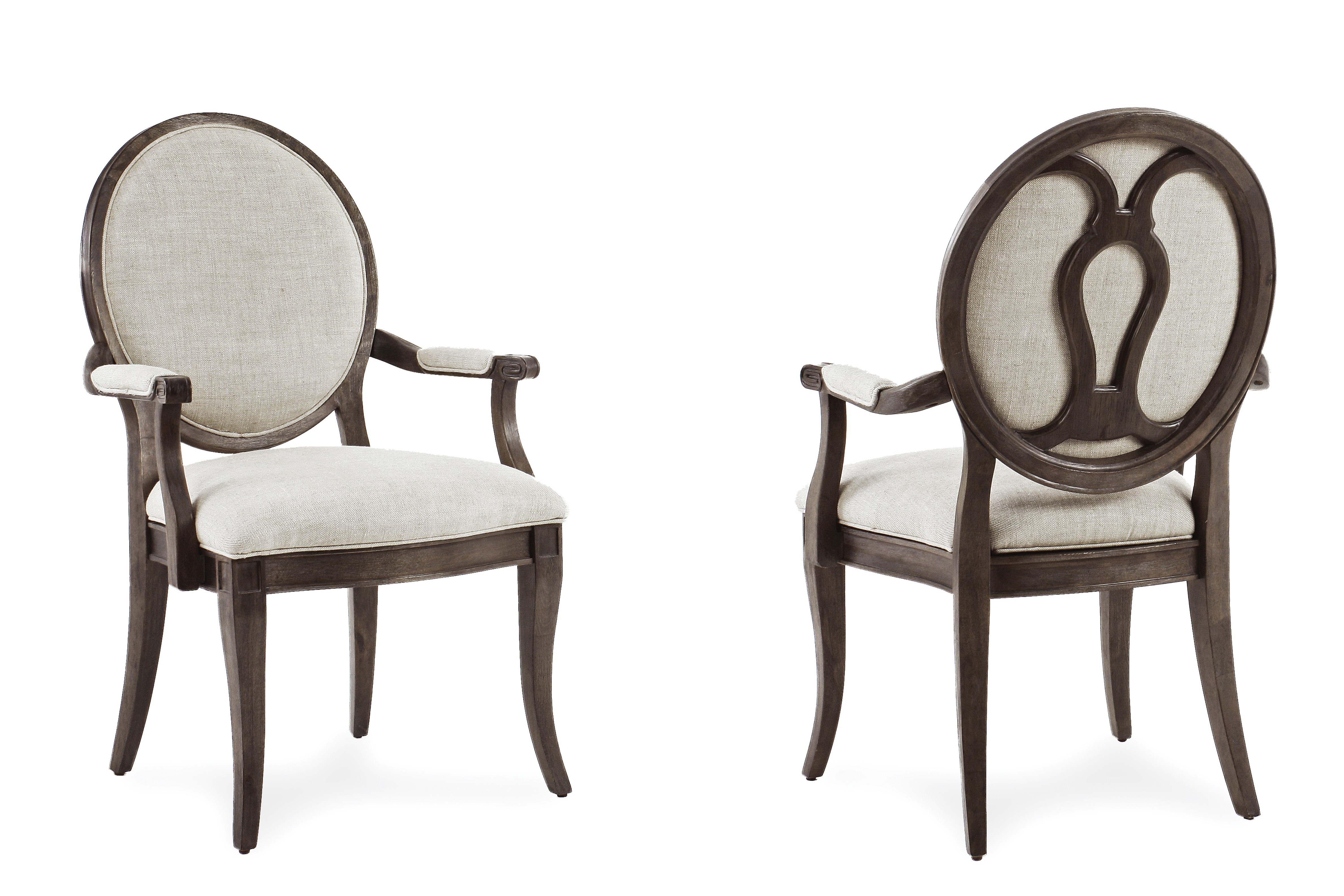 Oval Back Chair Saint Germain Oval Back Side Chair