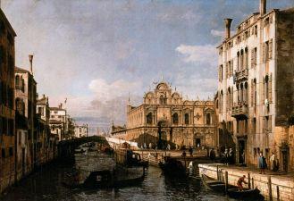 Bernardo Bellotto: Canale Grande