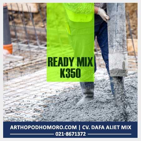 Harga Ready Mix K350