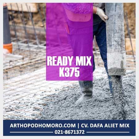 Harga Ready Mix K375