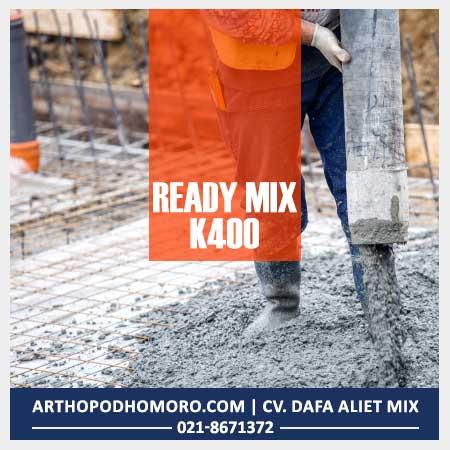 Harga Ready Mix K400