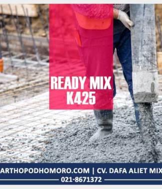 Harga Ready Mix K425