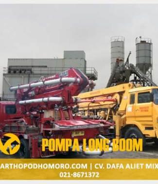 Pompa Long Boom