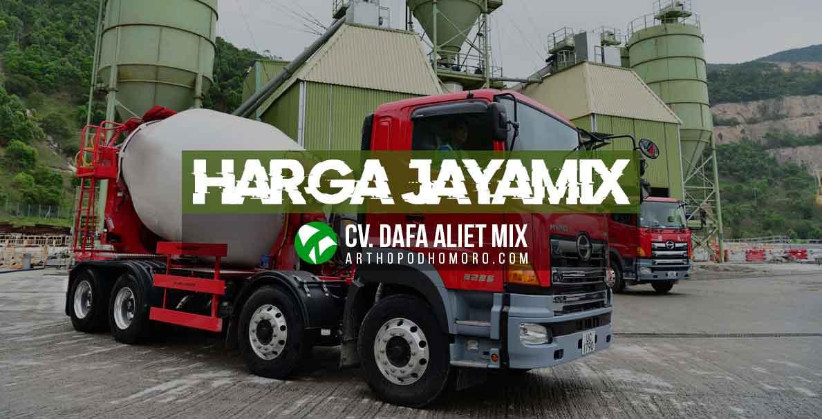 Harga Jayamix
