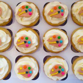 Emma's Birthday Cupcakes!
