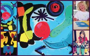 Artist Joan Miró Inspired