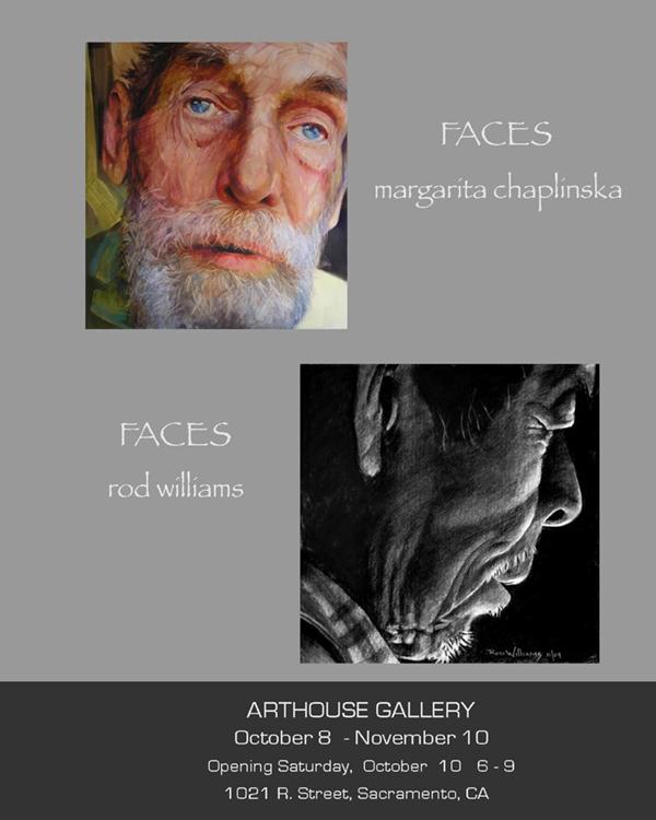 Faces promo image w Eurostile II