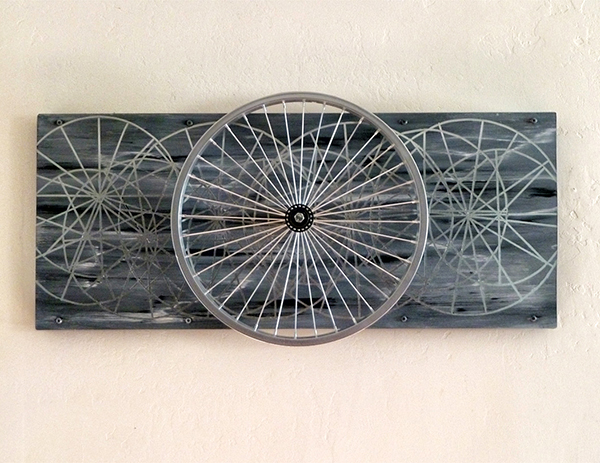 """Spokes and ""Spokes"" by Taylor Gutermute"