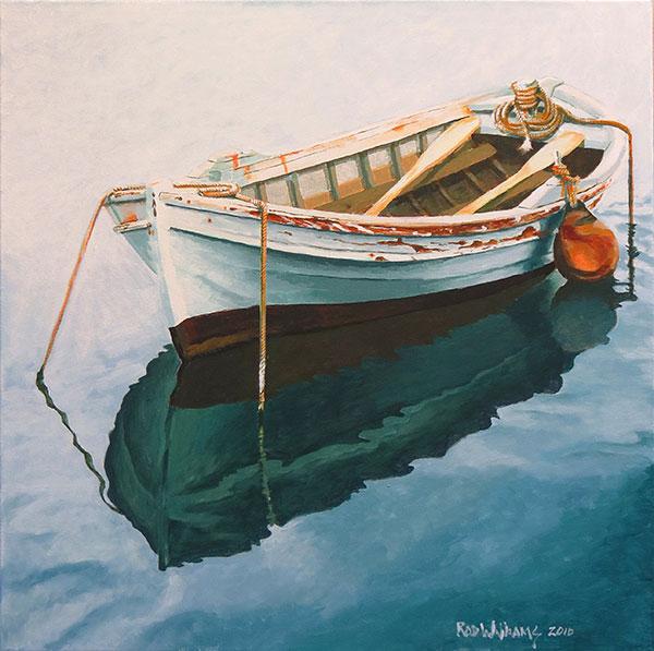 """""""Alone at Sea"""""""