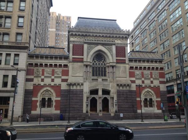 The Pennsylvania Academy of Fine Arts Philadelphia