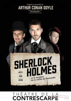 Les Mystères De Sherlock Holmes : mystères, sherlock, holmes, Sherlock, Holmes, Mystère, Vallée, Boscombe, (play, 2017), Arthur, Conan, Doyle, Encyclopedia