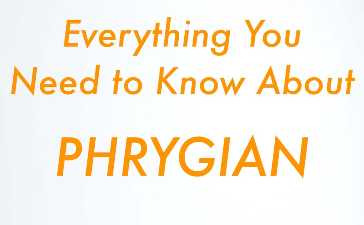 Phrygian Mode: Everything You Need to Know About Phrygian
