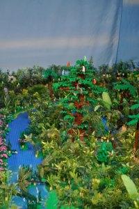 The Build Part 3  Arthurian Lego