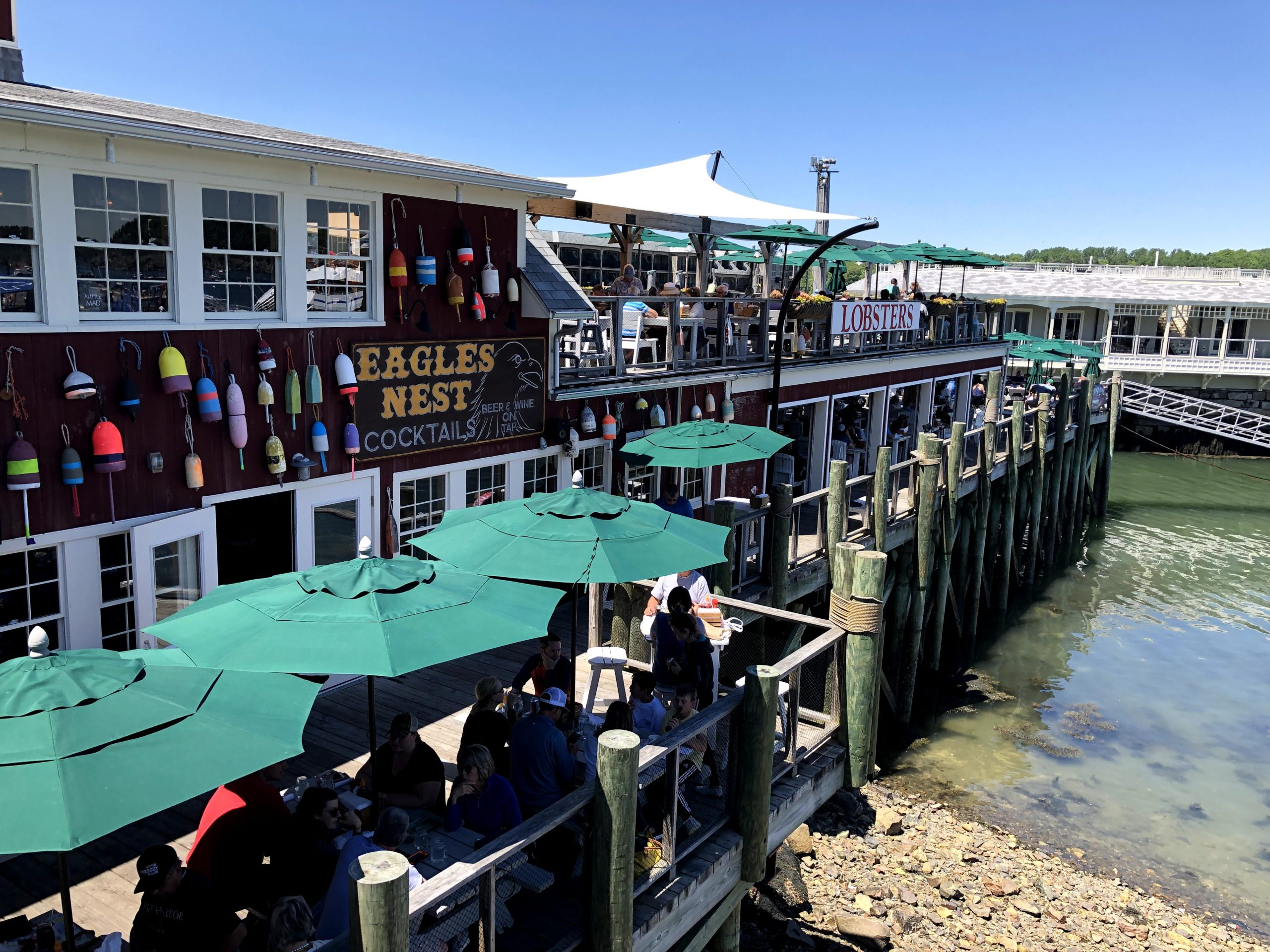 bar harbor lobster restaurant