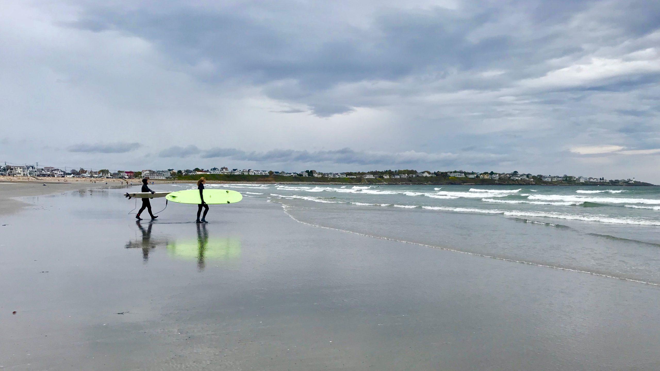 york plage mer surf